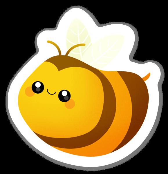 Mehiläinen tarra
