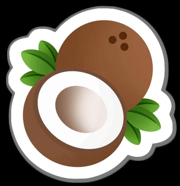 Kookos tarra