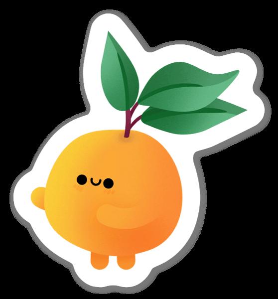 Appelisiinin halaus tarra