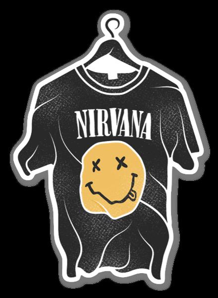 Nirvana naklejka