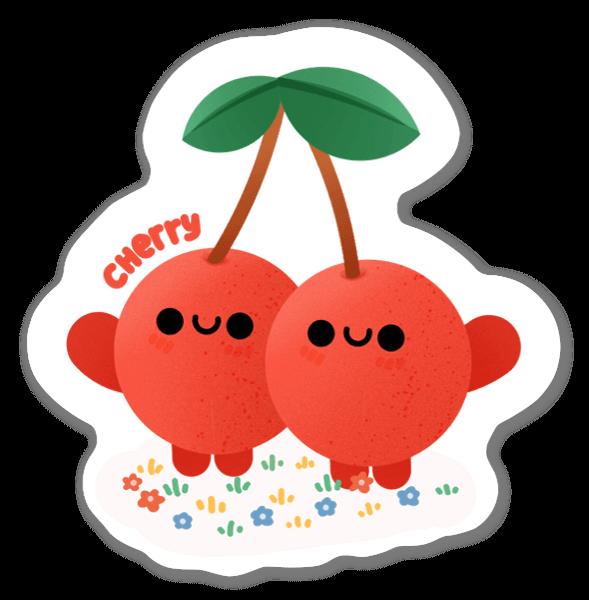 Kirsikat tarra