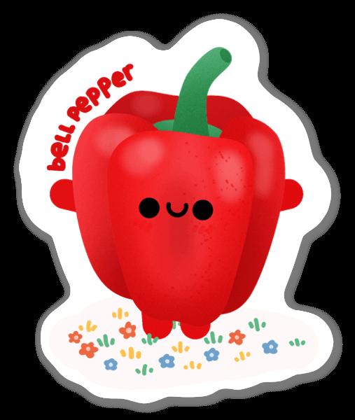 Paprika tarra