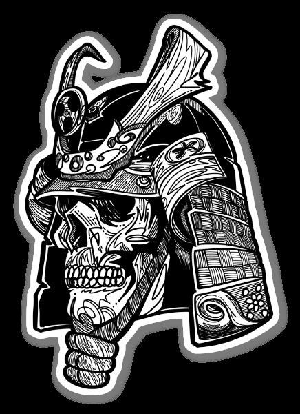 Skull Ronin tarra