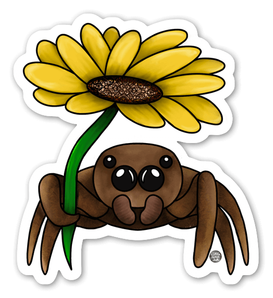 Little buddy sticker