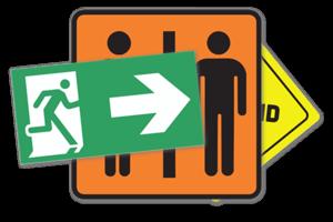 Dekaler för avståndsmärkning Designs