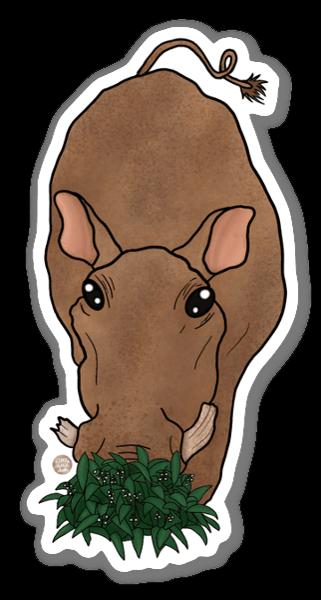 Vildsvin sticker