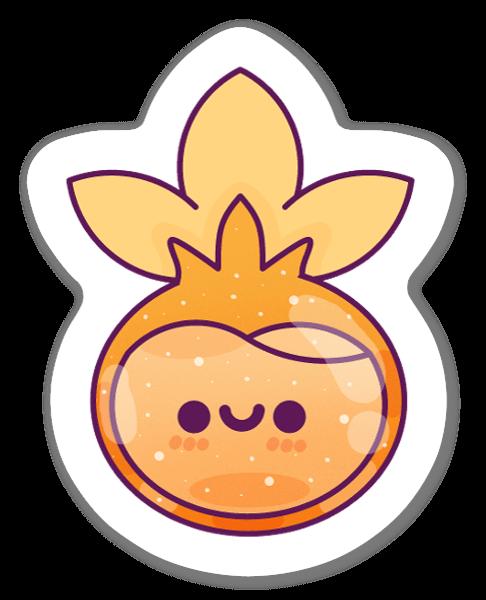 Iloinen otus  tarra