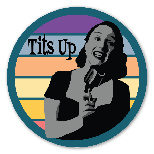 T*ts Up sticker