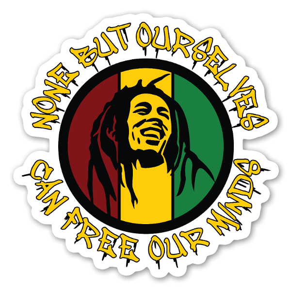 None But Ourselves Sticker