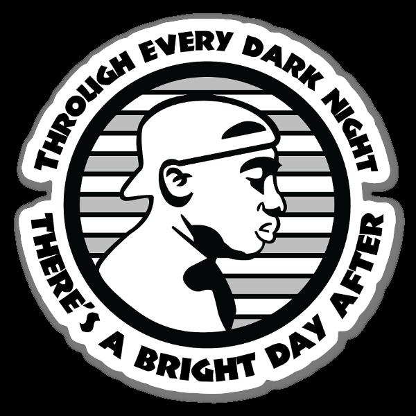 Bright Day Sticker