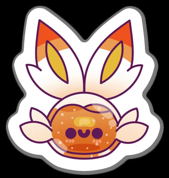 Coelhinho sticker