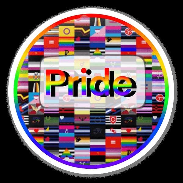 Bandiere del Pride sticker