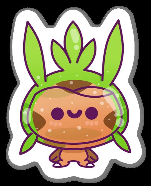 Cute Creature sticker