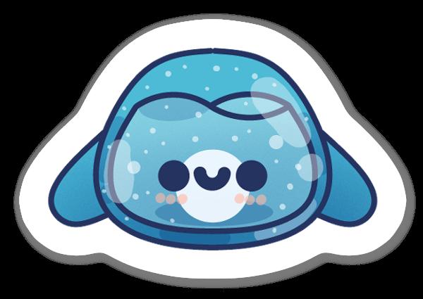 Leone di mare sticker