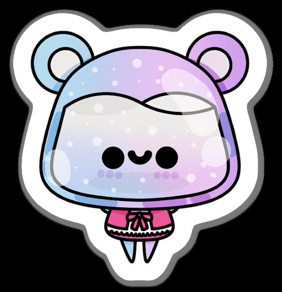 Orso  sticker