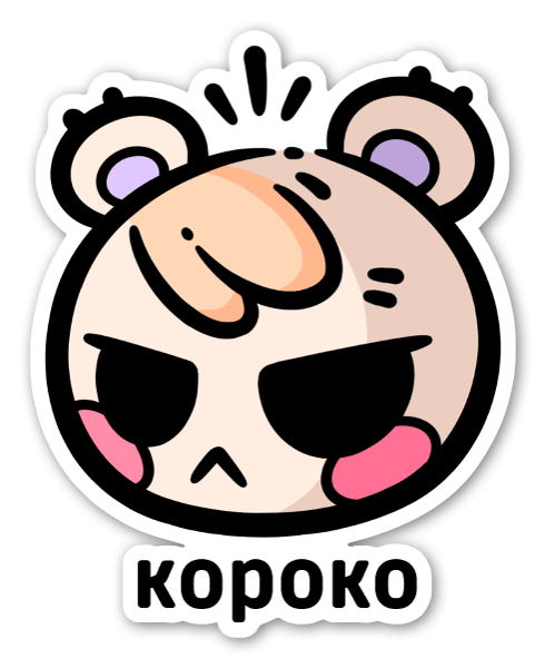 Mathéo sticker