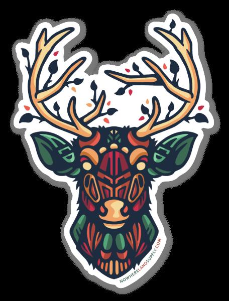 Cervo sticker