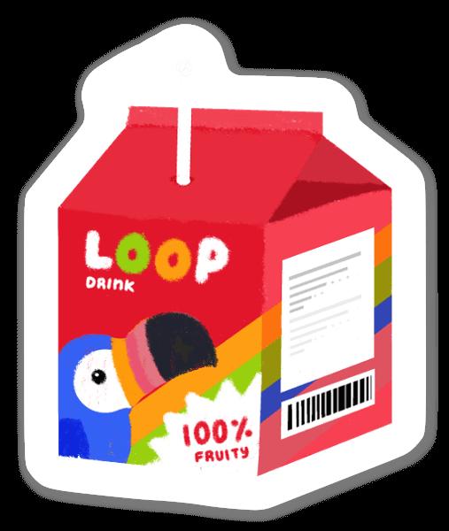 Bevanda sticker