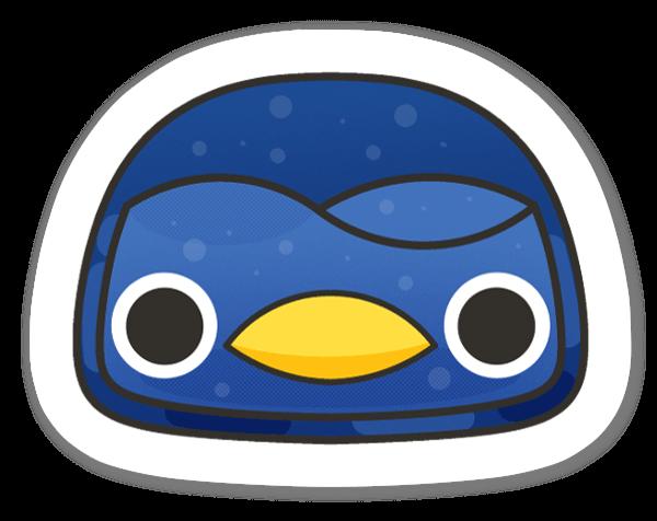Pinguino sticker