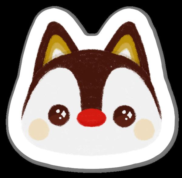 Gatto sticker