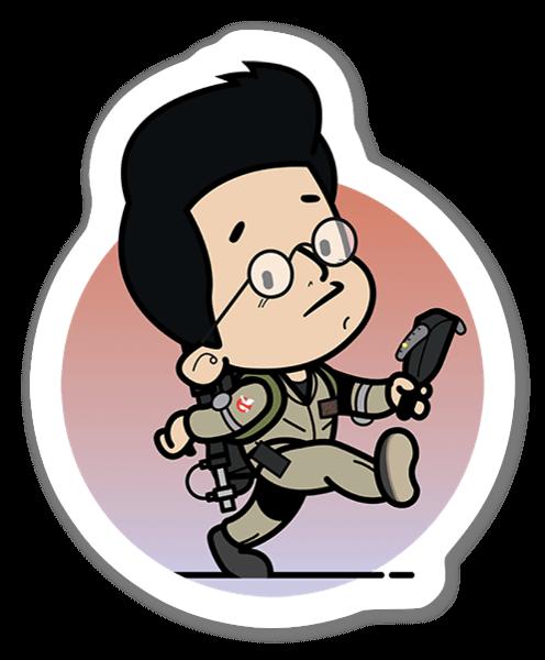 Kid Spengler sticker