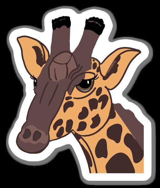 Giraffa  sticker