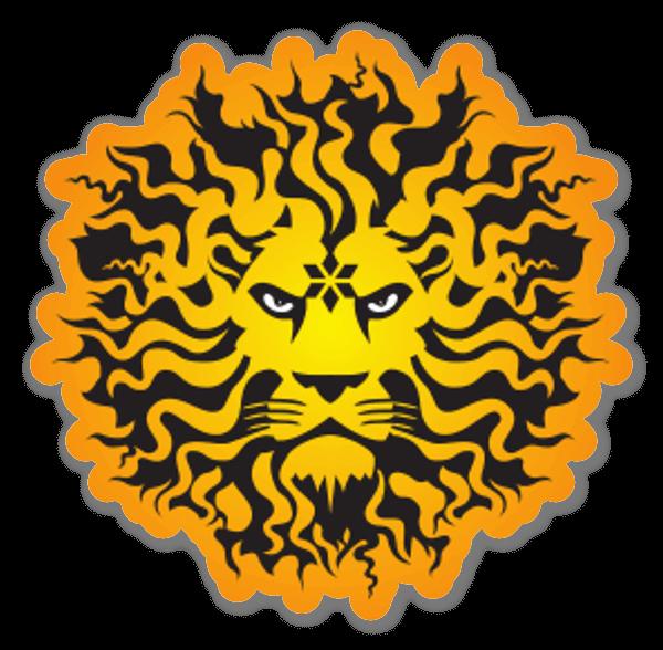 Imperial Mane sticker