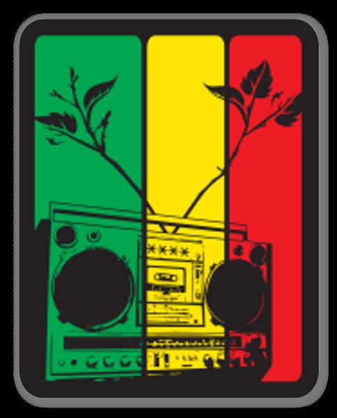 Vida em Stéreo sticker