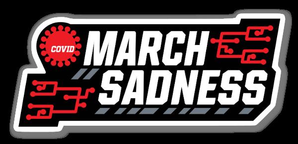 March Sadness sticker
