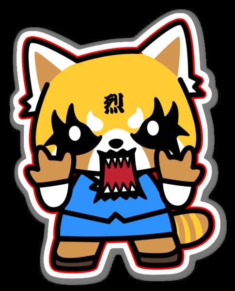 Hello Retsuko sticker