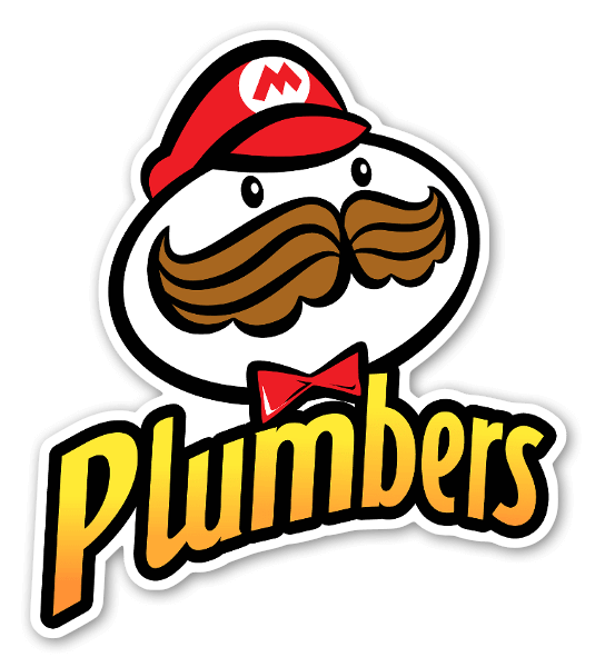Patatine Mario sticker