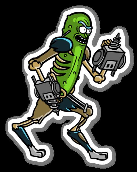 Drill Rick sticker