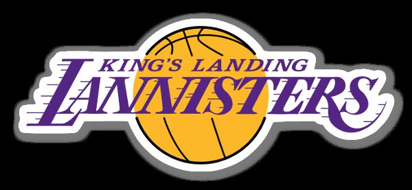 Lannisters sticker