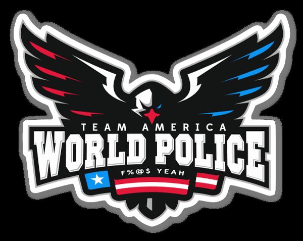 World Police sticker