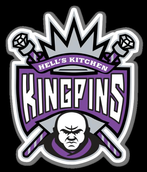 Kingpins sticker