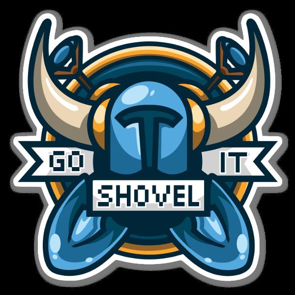 Go Shovel It sticker