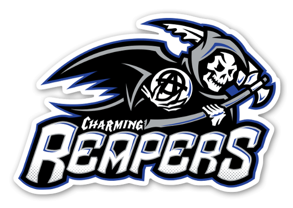 Charming Reapers sticker