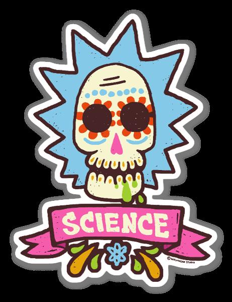 Science day sticker