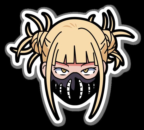 Himiko sticker