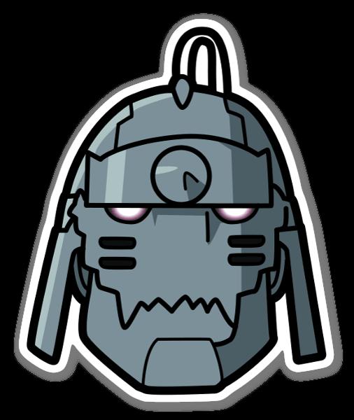 Alphonse sticker