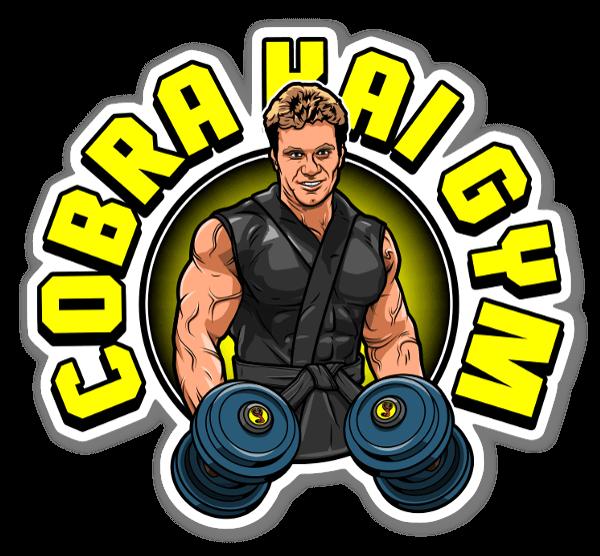 Kreese Gym sticker