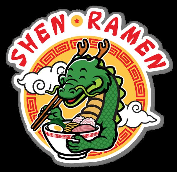 Shen-Ramen sticker