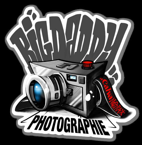 BIGDADDY PHOTO sticker