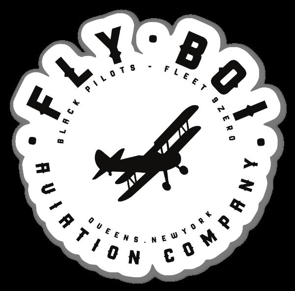 Black Pilots Fleet 9ZERO sticker