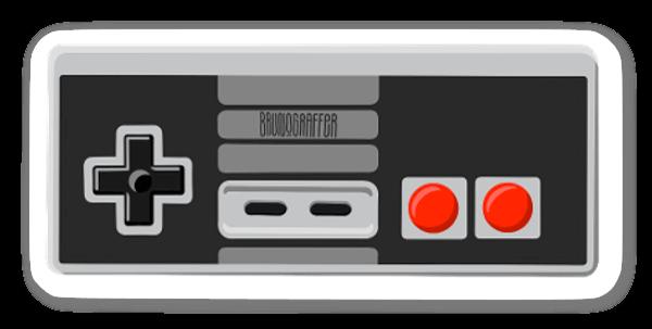 Gaming Retro sticker
