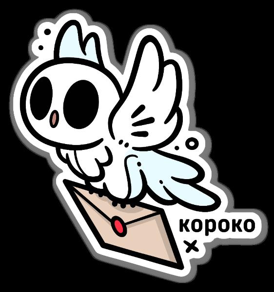 Hedwige sticker