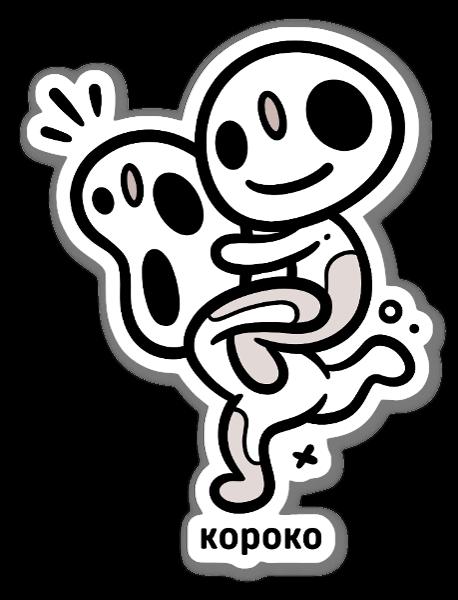 Kodamas sticker