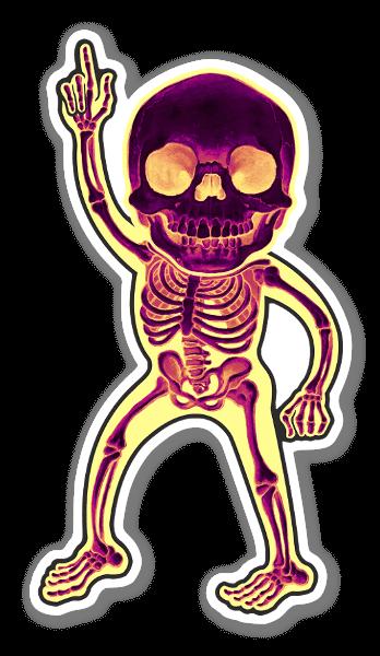 Hermes Sticker