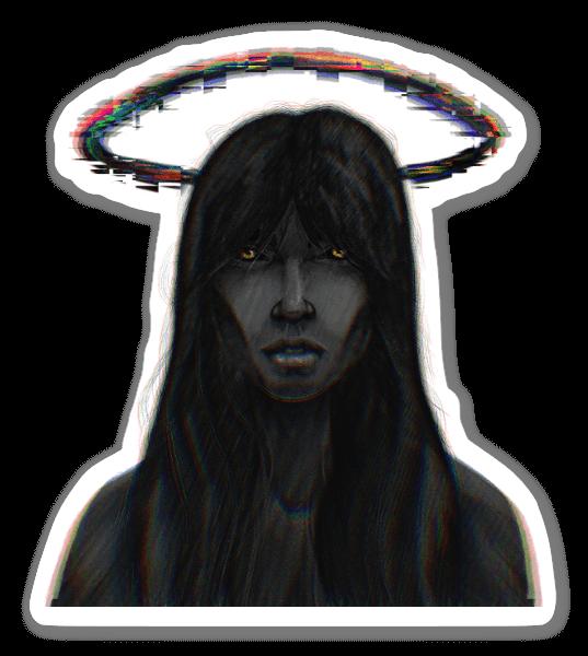 Anjo sticker