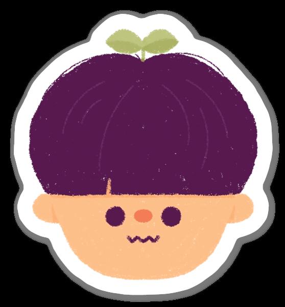 Rapaz sticker